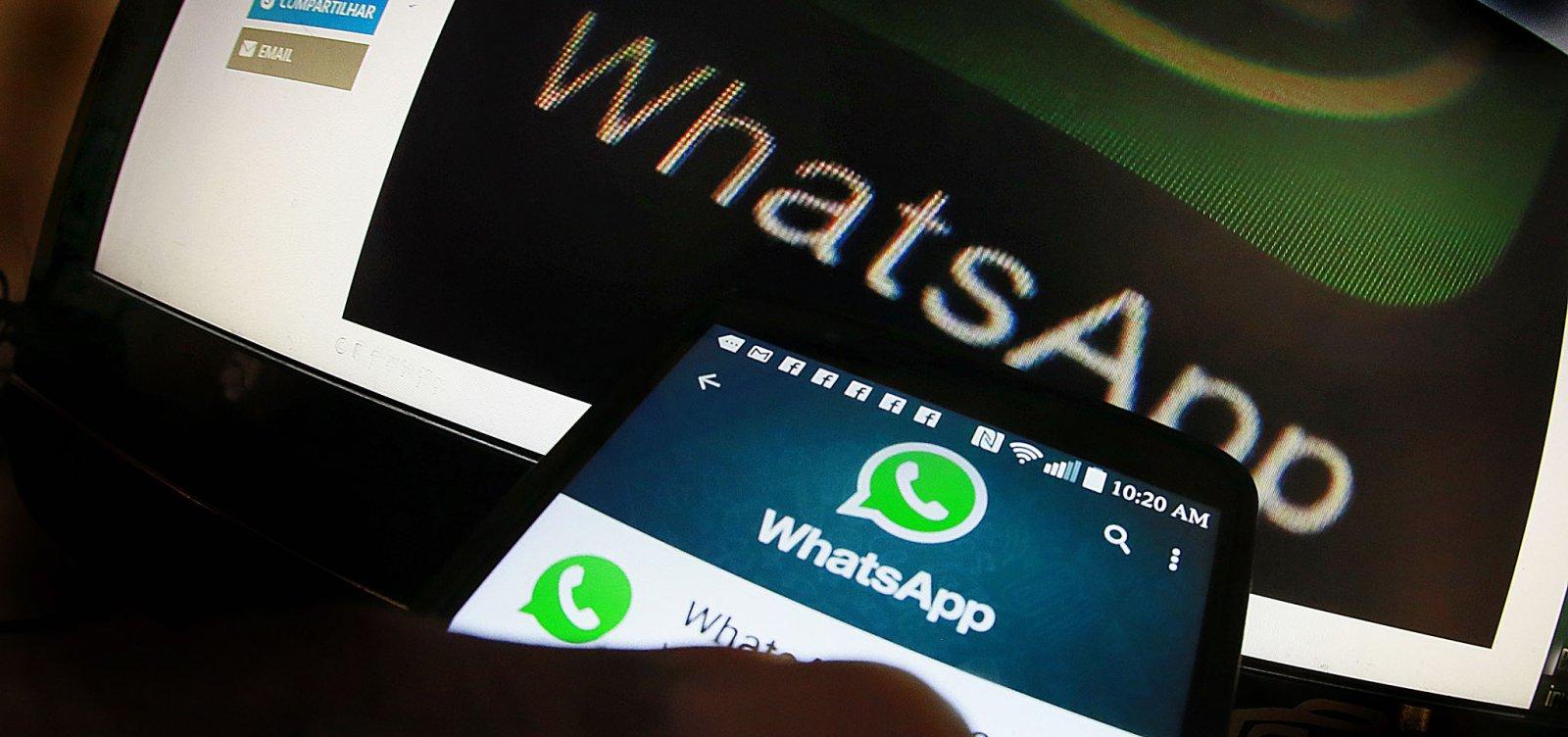 [Datafolha: maioria dos eleitores se informa pelo WhatsApp]