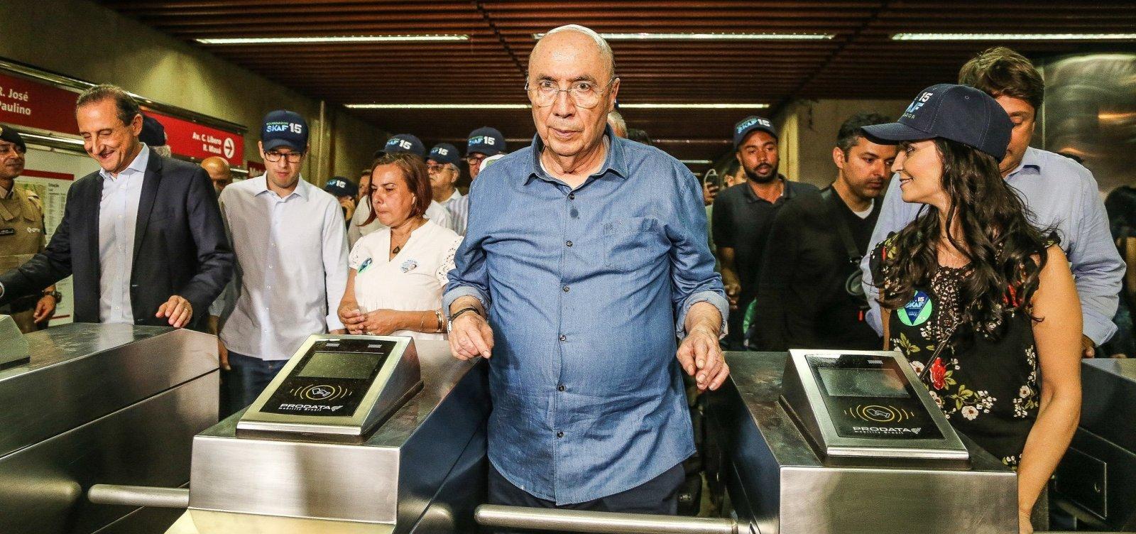 [Sem voto, Henrique Meirelles investe em seu legado econômico]