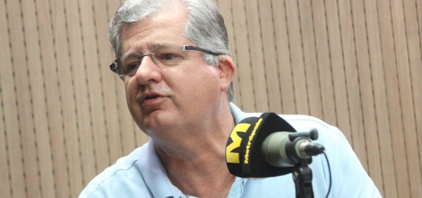 ['Surpreso' com debandada, Jutahy promete voto em Alckmin e Ronaldo: 'Vou cumprir a palavra']