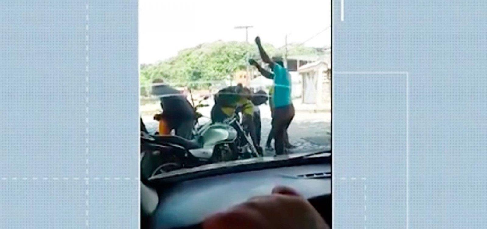 [Servidores da prefeitura de Ilhéus são afastados por desvio de gasolina para moto particular]