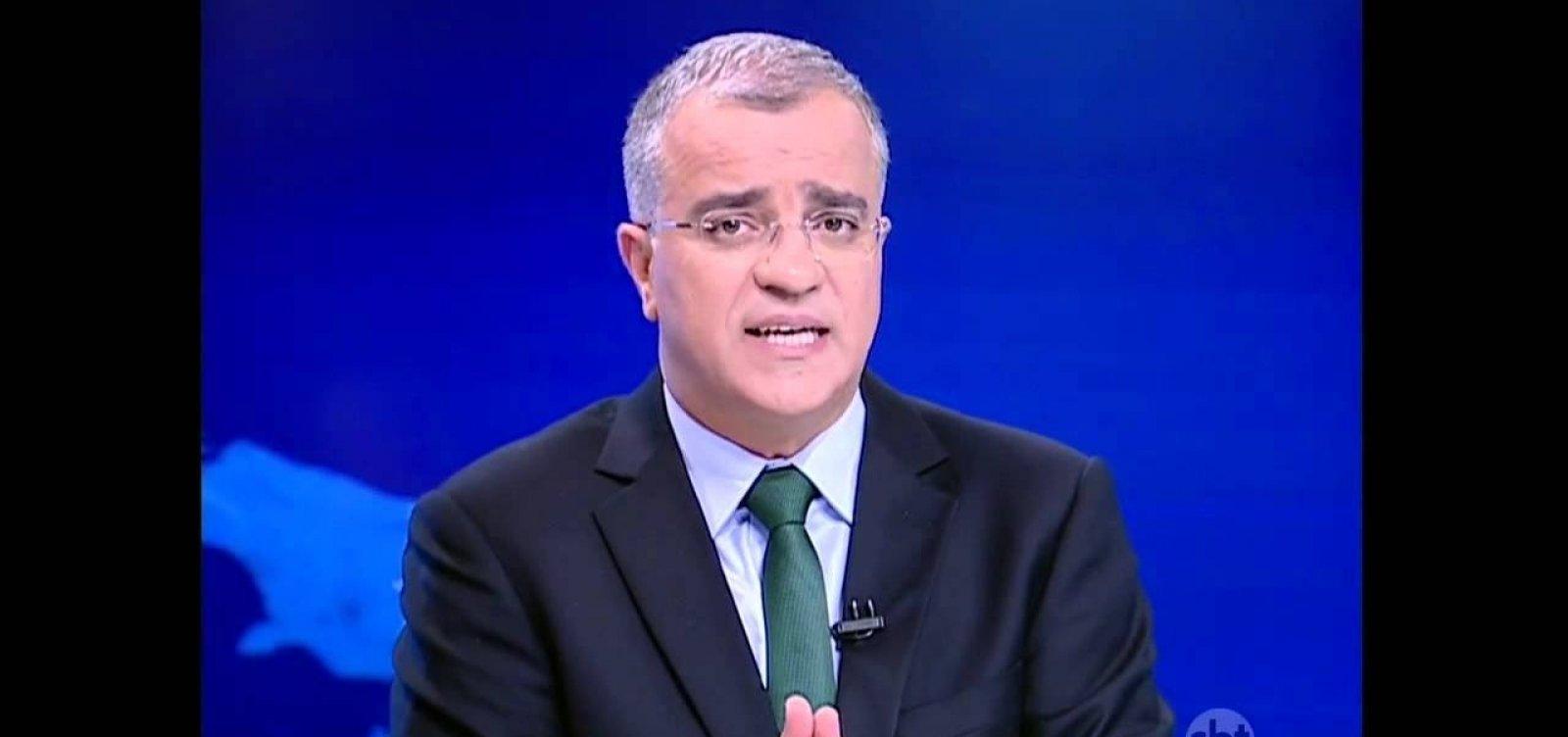 [Kennedy Alencar: 'Bolsonaro está com campanha digital enquanto os outros estão na analógica']