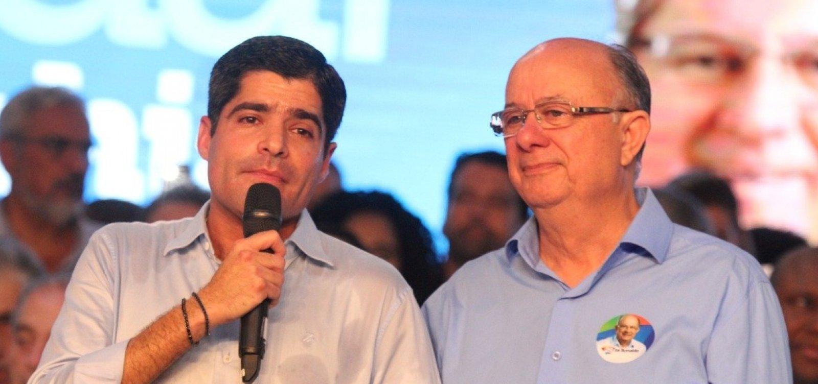 [Após traição, Neto não irá a último debate com Ronaldo para acompanhar Alckmin no RJ]