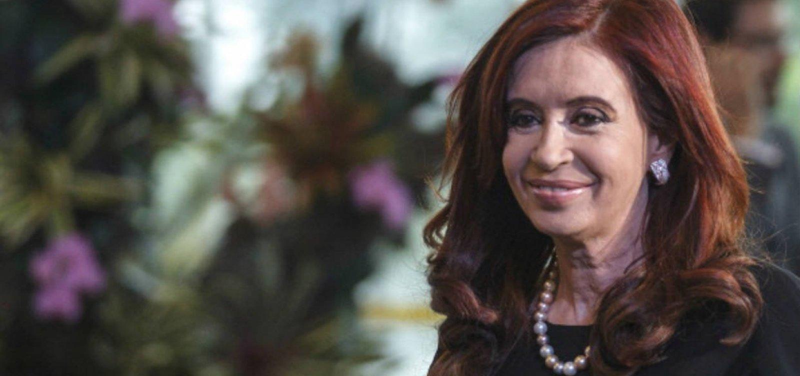 [Juiz argentino determina julgamento de Cristina Kirchner e filhos por lavagem de dinheiro]