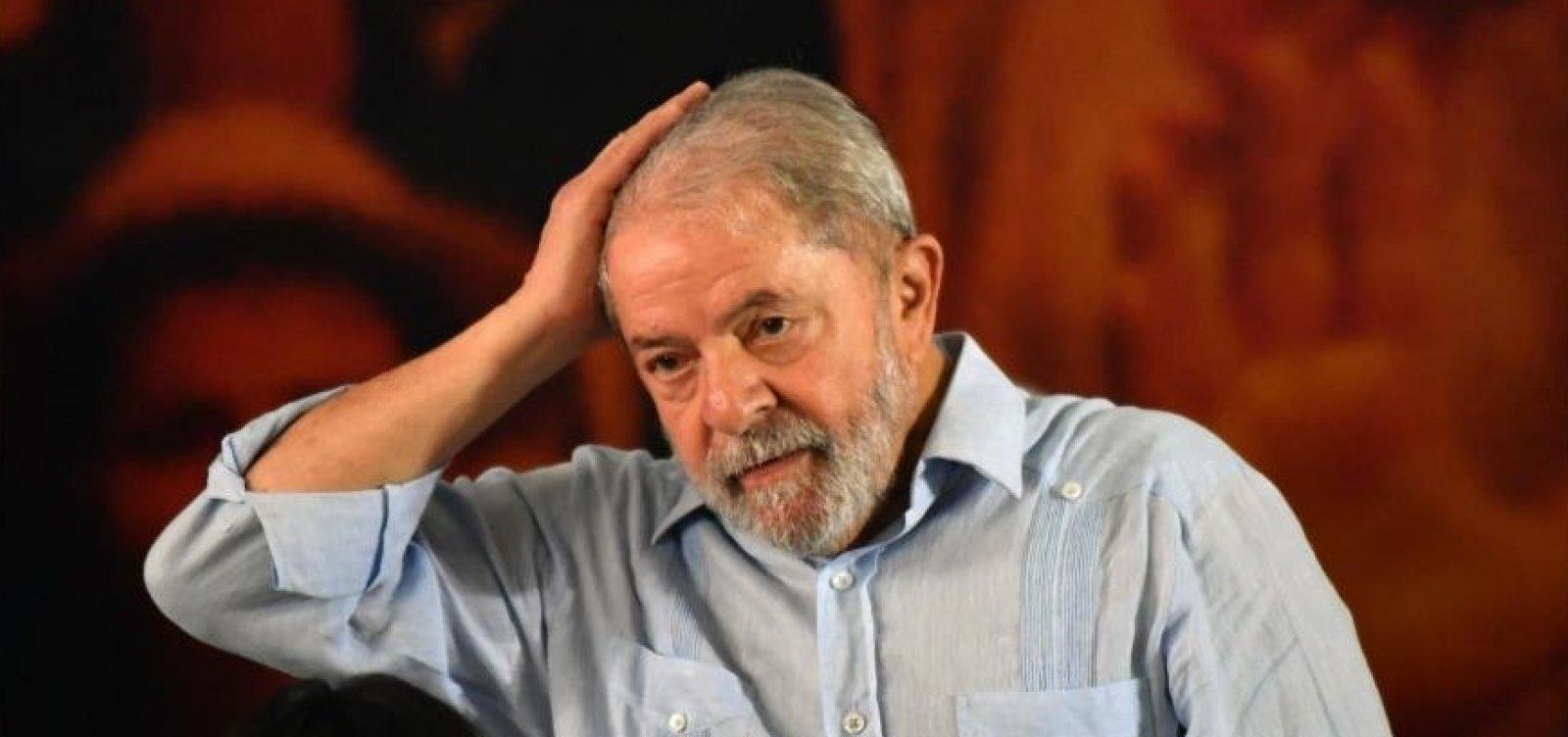 [ Tribunal rejeita pedido de Lula para votar no domingo]