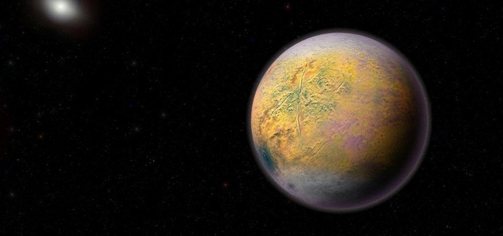[Objeto descoberto nos confins do Sistema Solar aponta para existência de nono planeta]