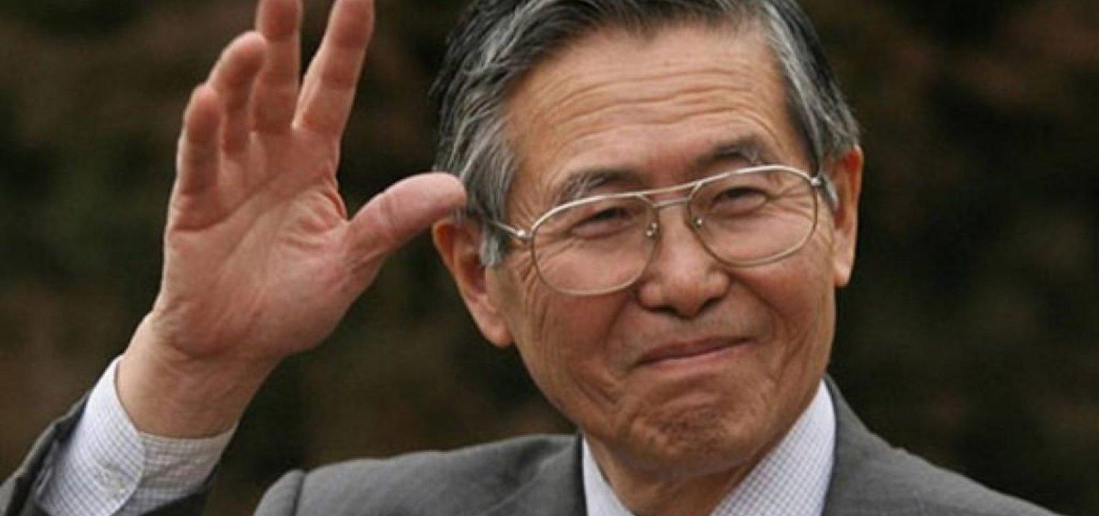 [Supremo do Peru anula indulto humanitário a ex-presidente]