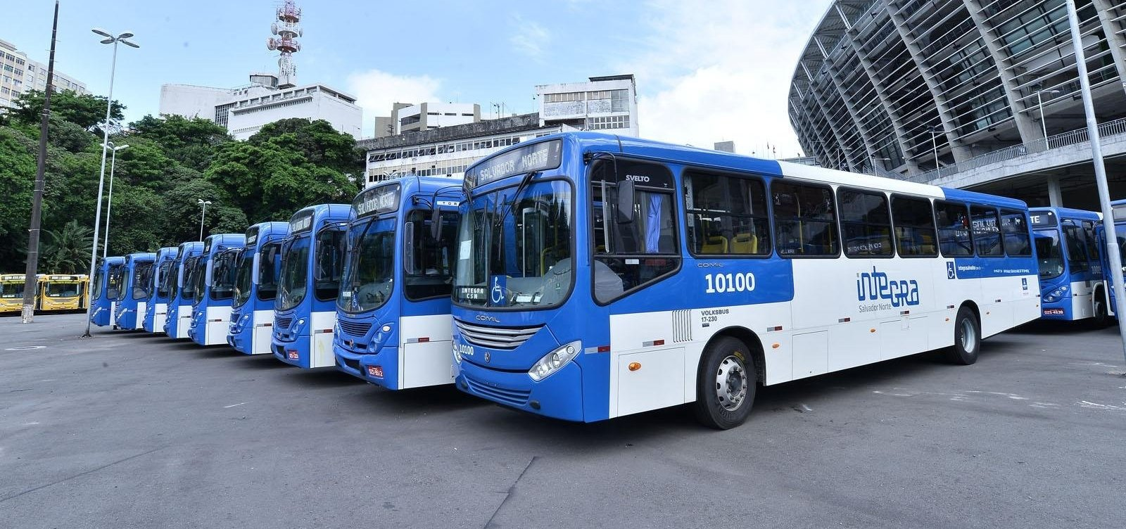 [Domingo de eleições tem esquema especial no transporte público]