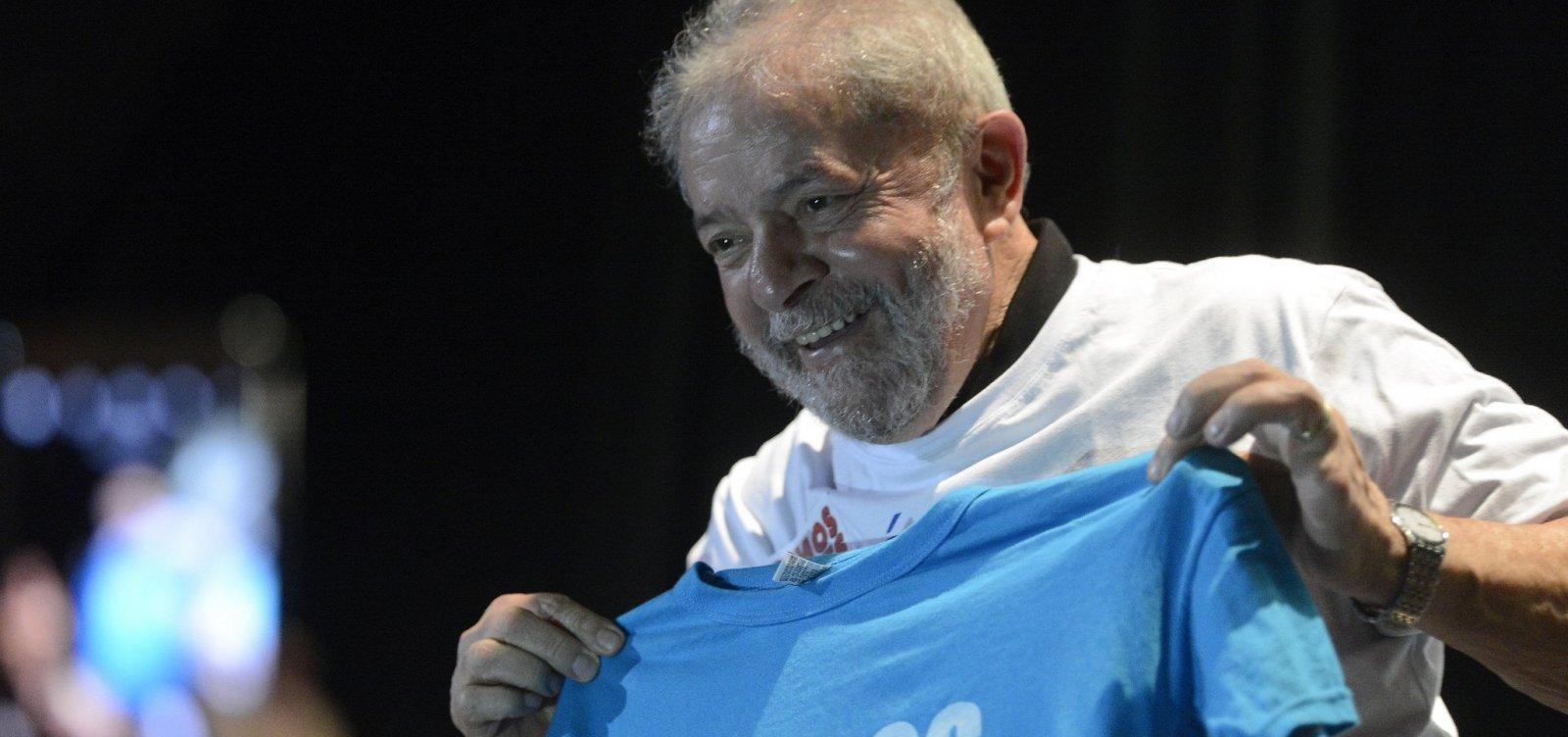 [MPF pede nova condenação de Lula]
