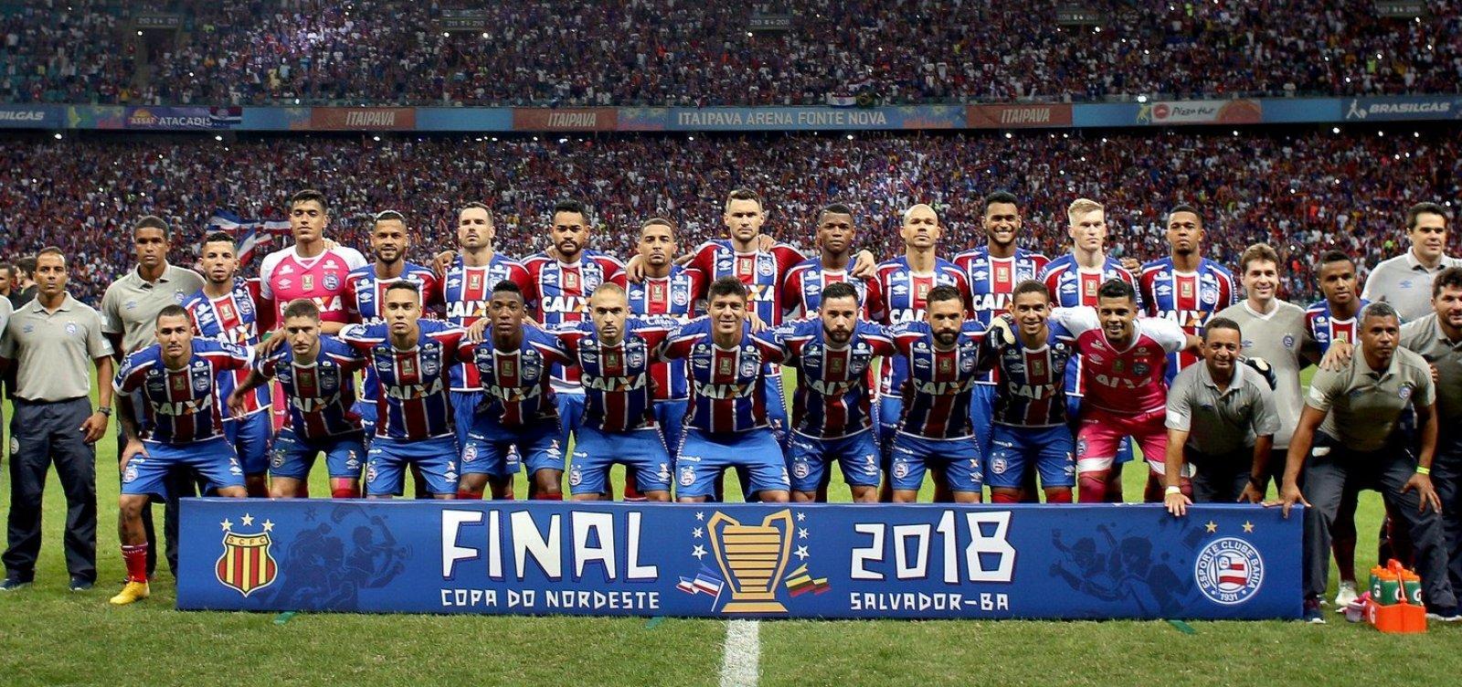 [Bahia tem 40 dias para definir se vai jogar o Nordestão 2019]