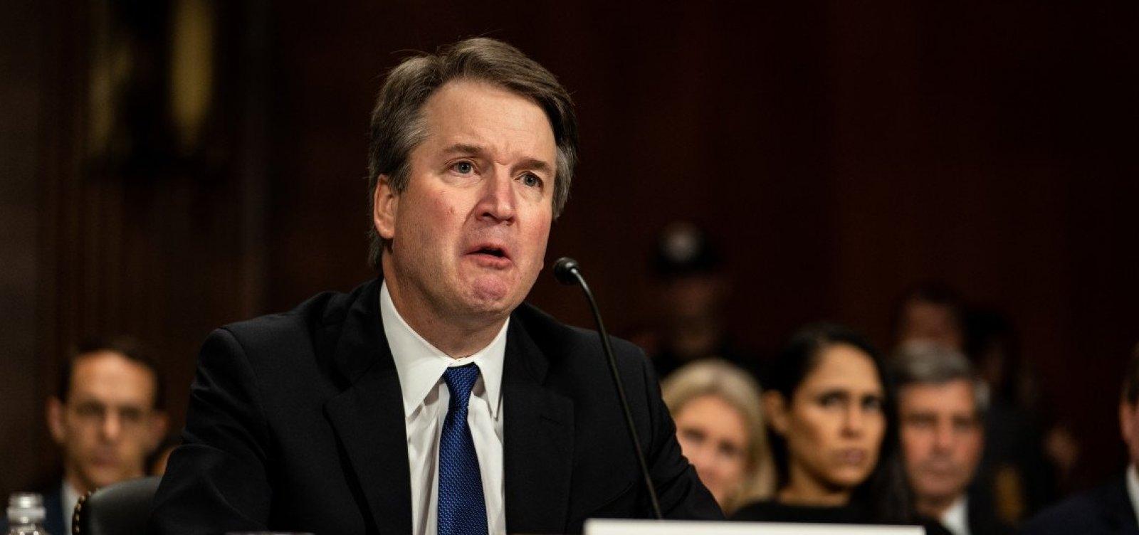 [Brett Kavanaugh é aprovado pelo Senado e será juiz da Corte Suprema dos EUA]