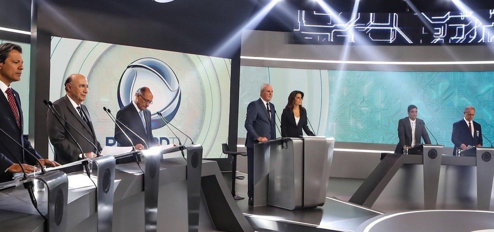 [Datafolha aponta Bolsonaro com 36% e Haddad com 22%]
