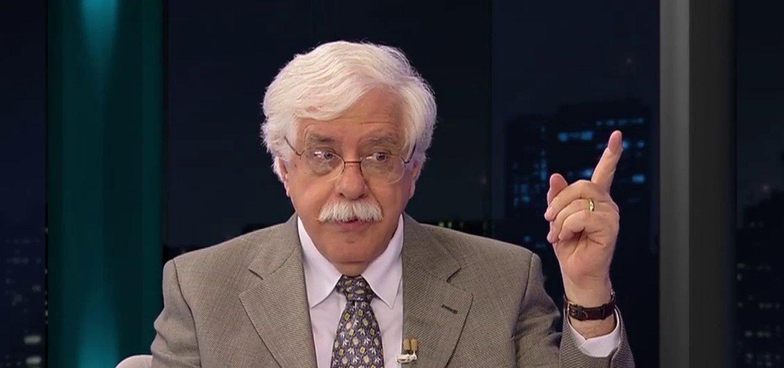 [Roberto Romano diz que tensão do país pode levar a 'maior adesão cívica']