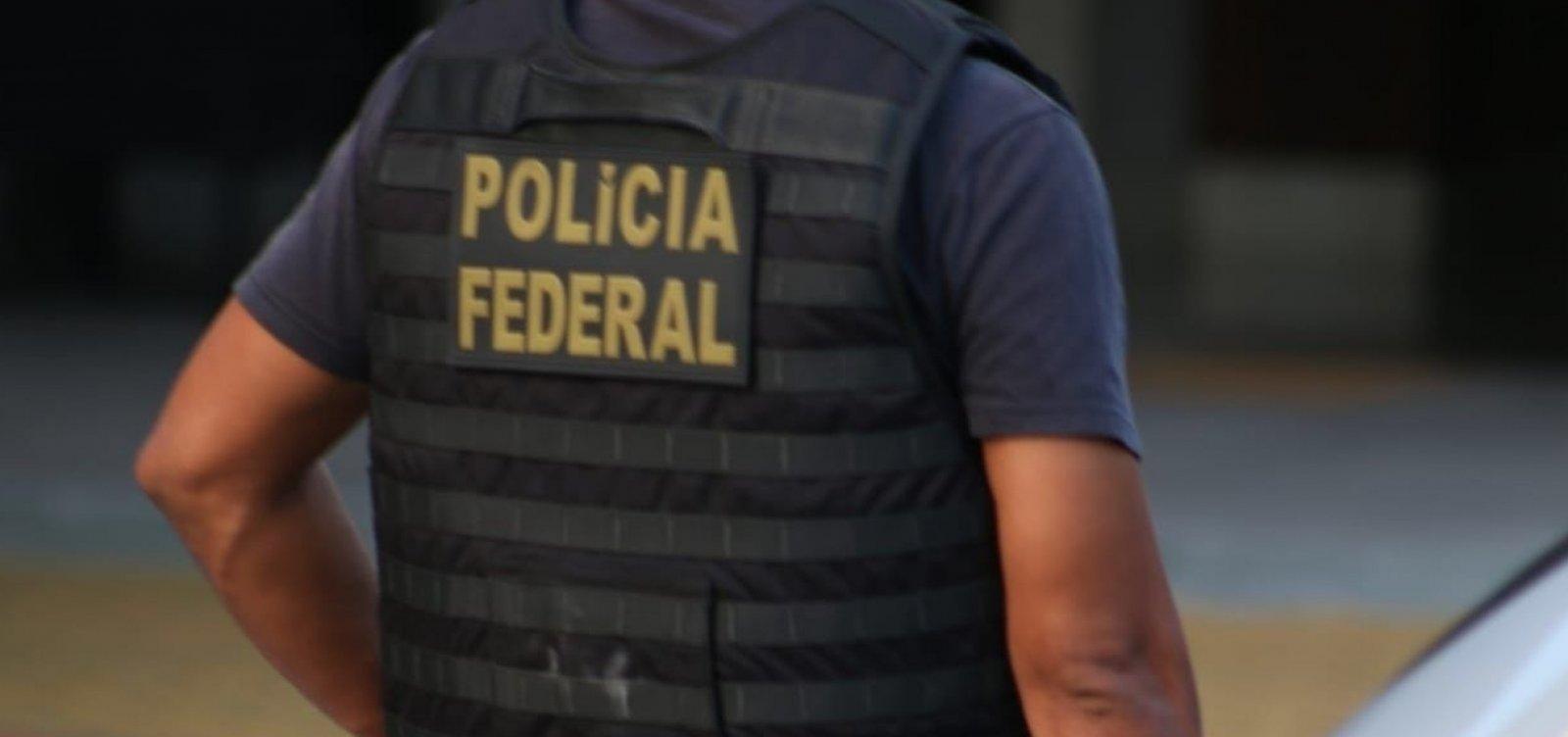 [PF conduz 43 suspeitos de crimes eleitorais]