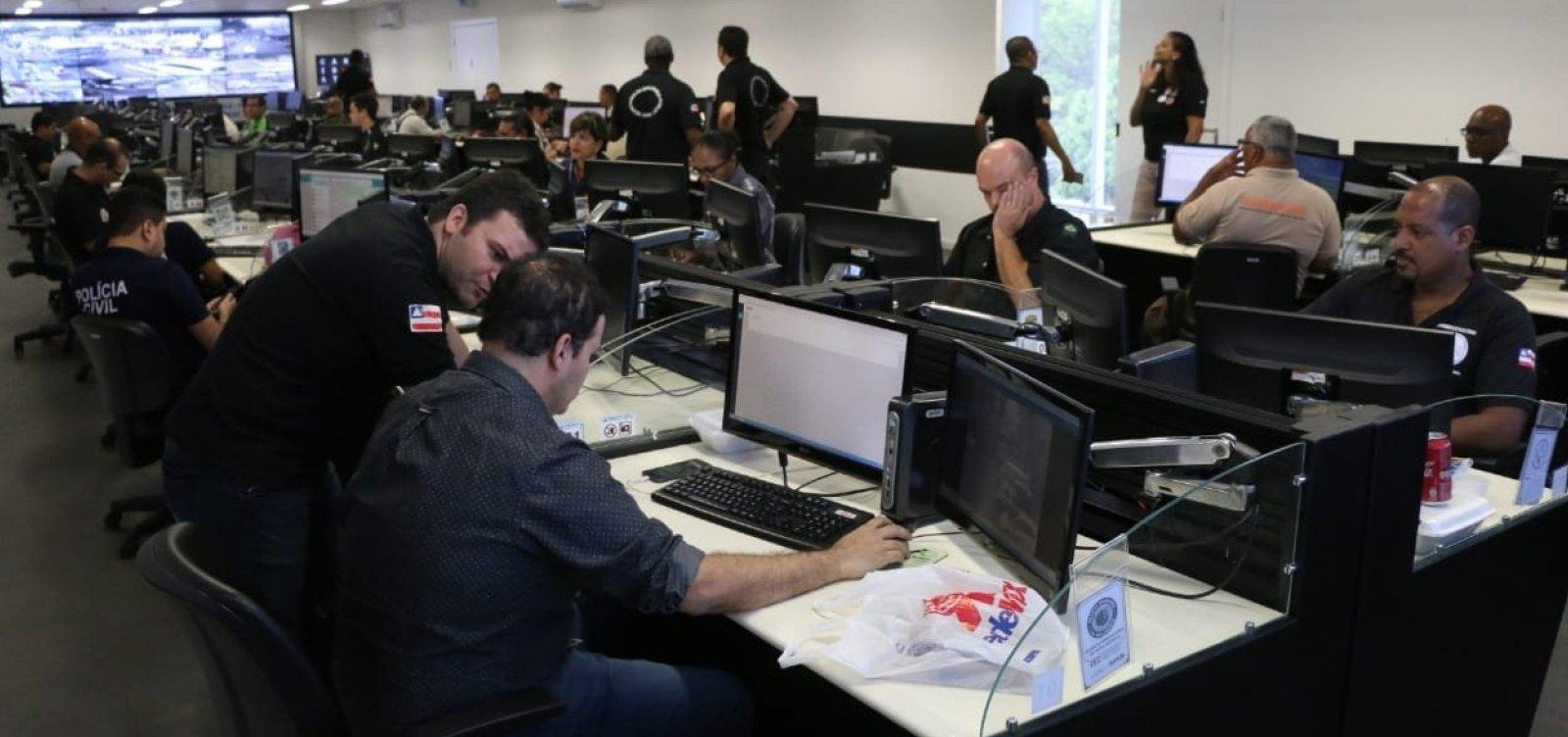 [Bahia registra 16 ocorrências de crime eleitoral]