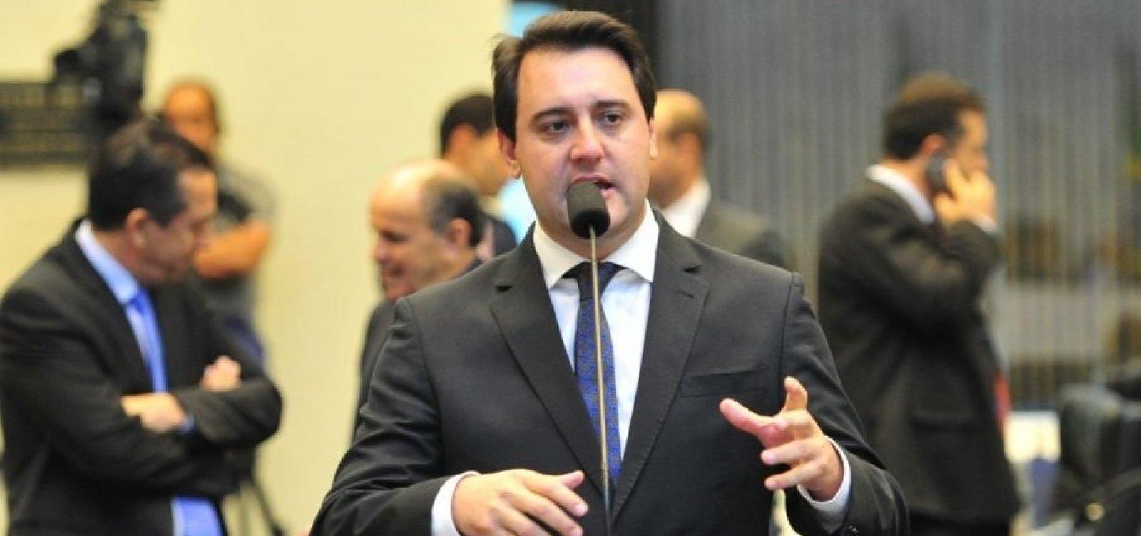 [Ratinho Junior é eleito governador do Paraná]