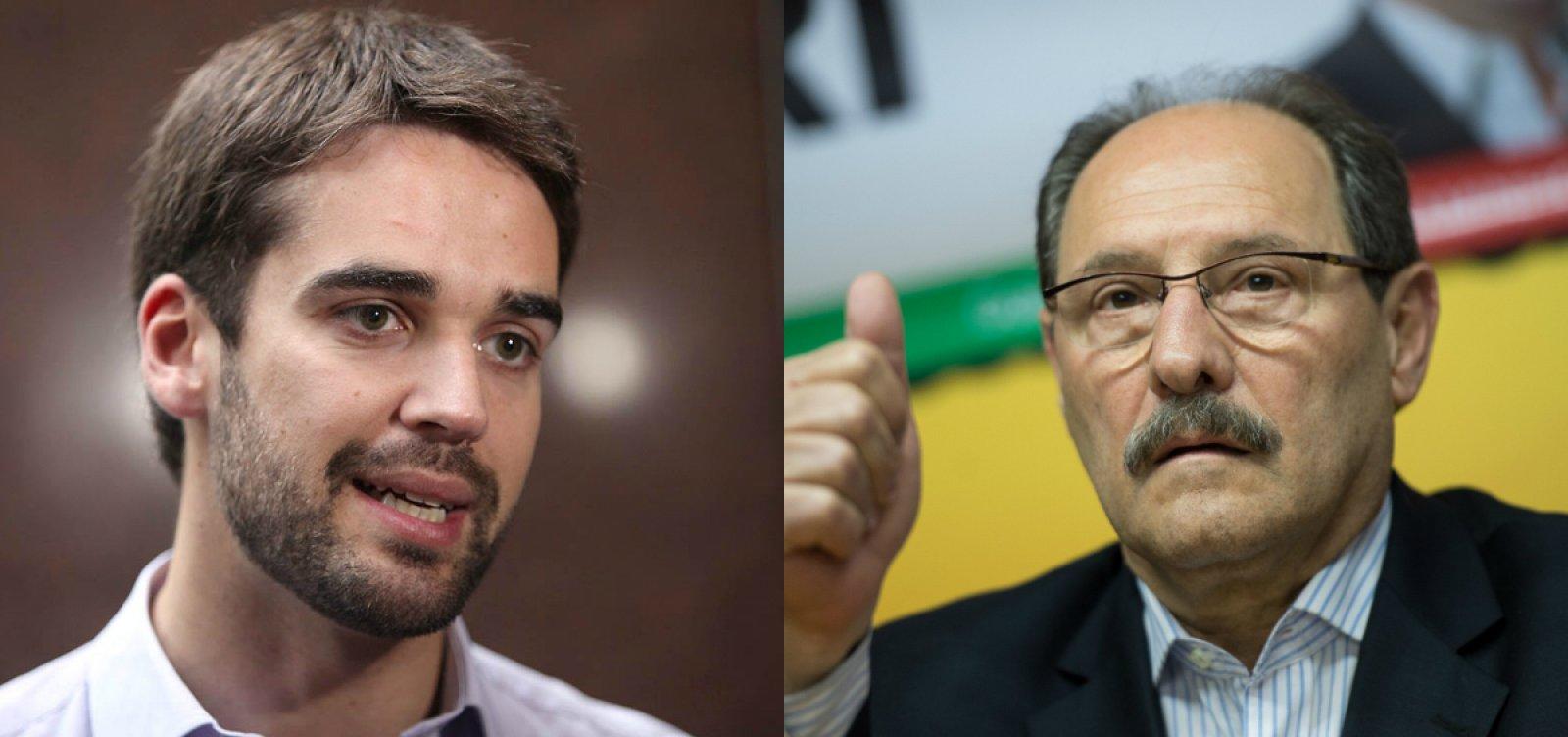 [RS: Eduardo Leite e Sartori vão para o segundo turno pelo governo]