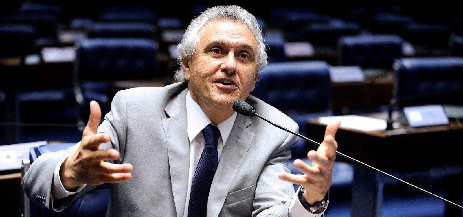 [Ronaldo Caiado é eleito governador de Goiás]