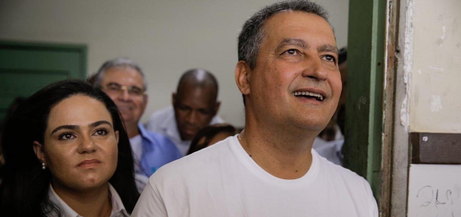 [Rui Costa é reeleito governador da Bahia com 76% dos votos válidos]