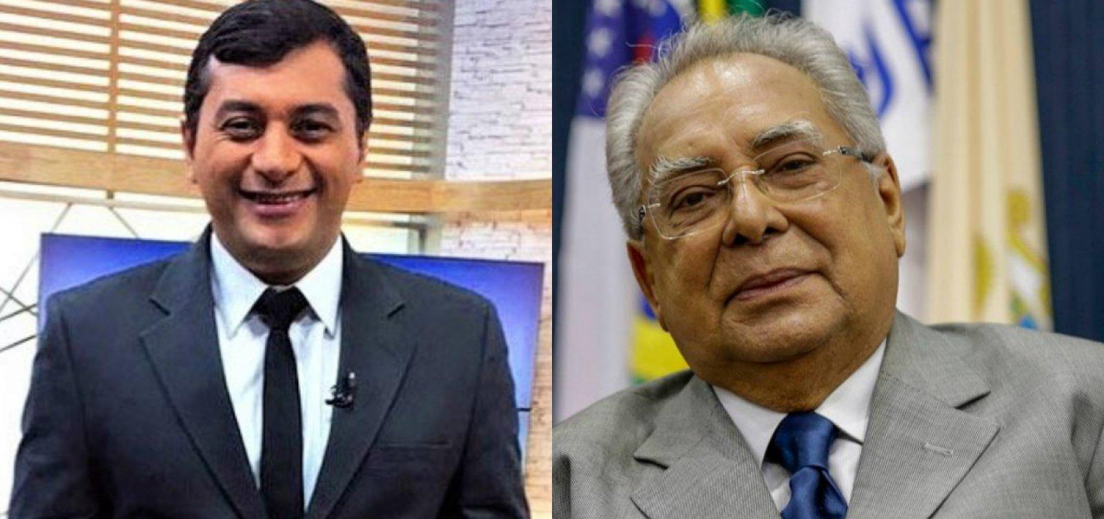 [AM: Wilson Lima e Amazonino Mendes vão para o segundo turno pelo governo]