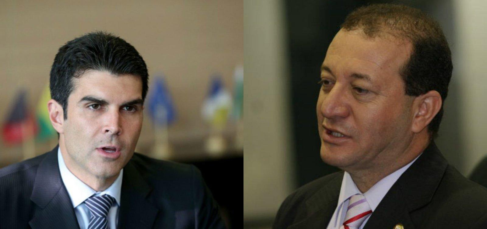 [PA: Helder e Marcio Miranda vão para o segundo turno pelo governo]