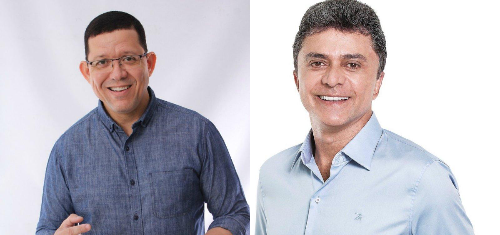 [RO: Expedito Junior e Coronel Marcos Rocha vão para o segundo turno pelo governo]