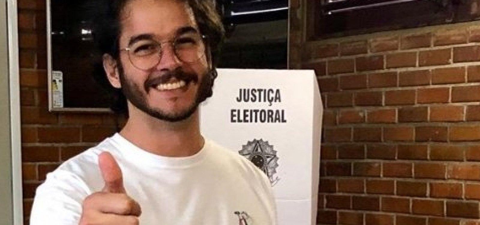 [Túlio Gadêlha, namorado de Fátima Bernardes, é eleito deputado federal em Pernambuco]