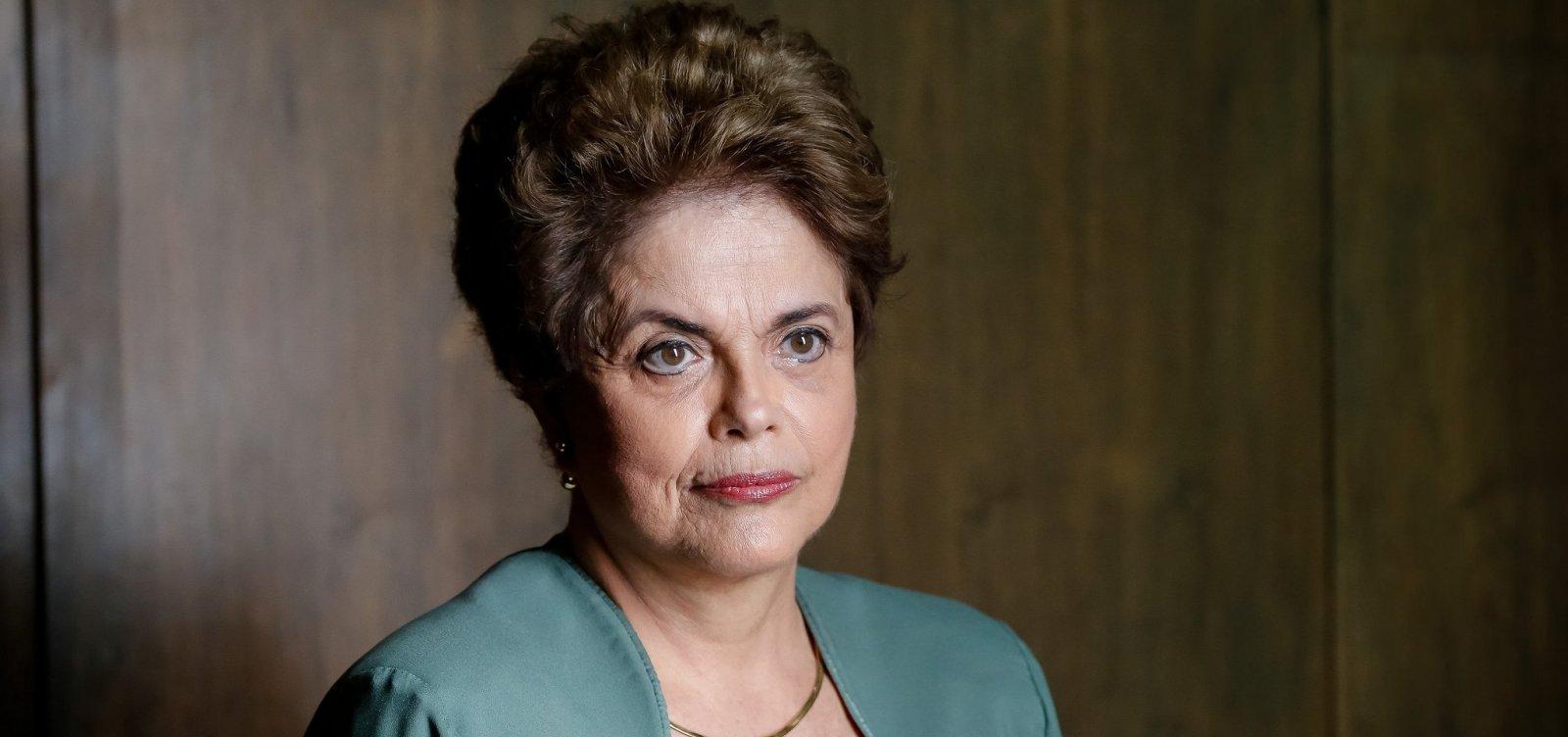 [Tida como favorita ao Senado por MG, Dilma termina em 4º lugar]