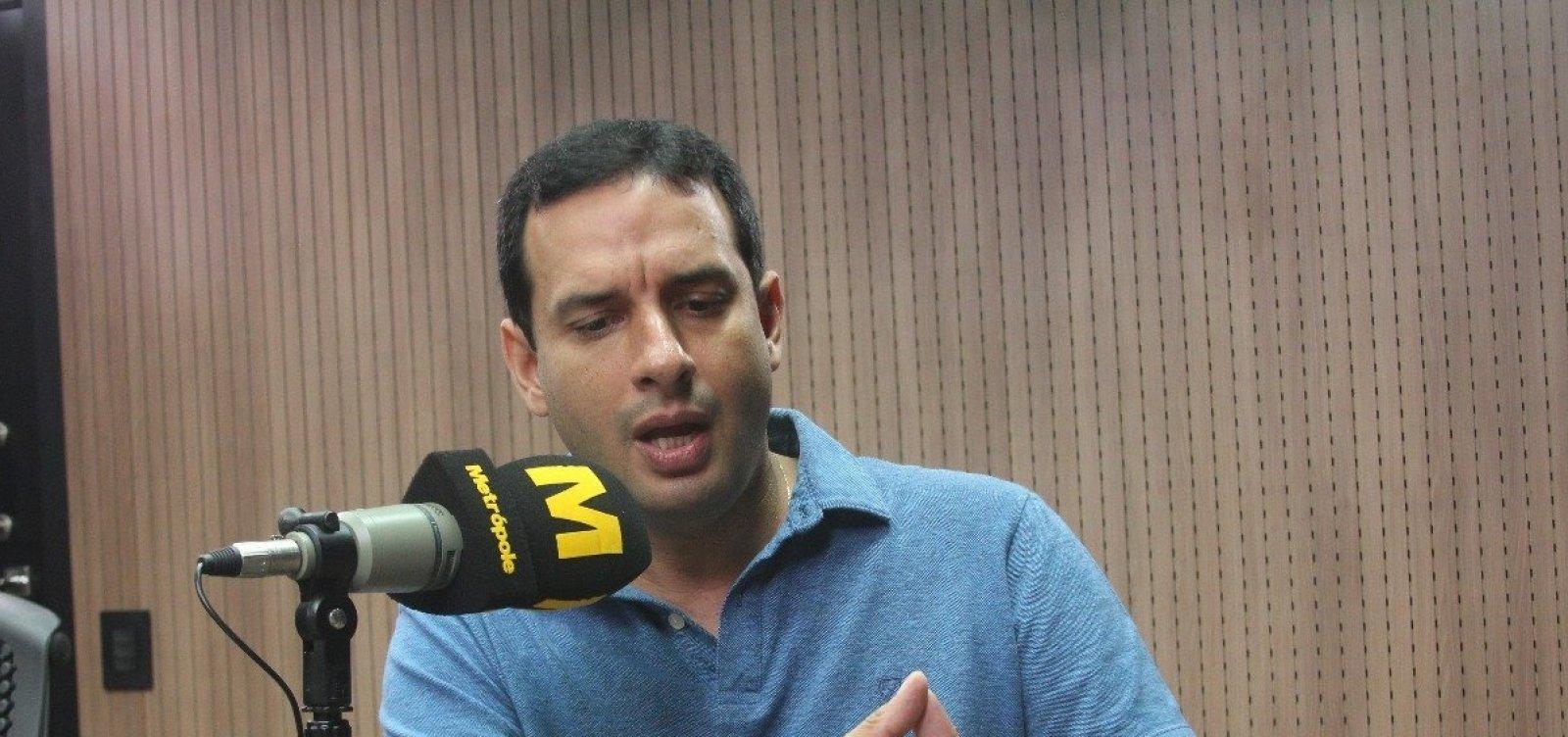 [Eleito deputado, Prates promete 'oposição respeitosa' na Assembleia]