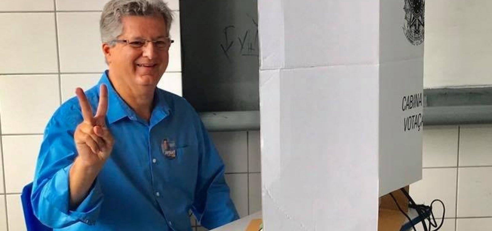 [Após derrota, Jutahy Magalhães Júnior decide deixar vida política]