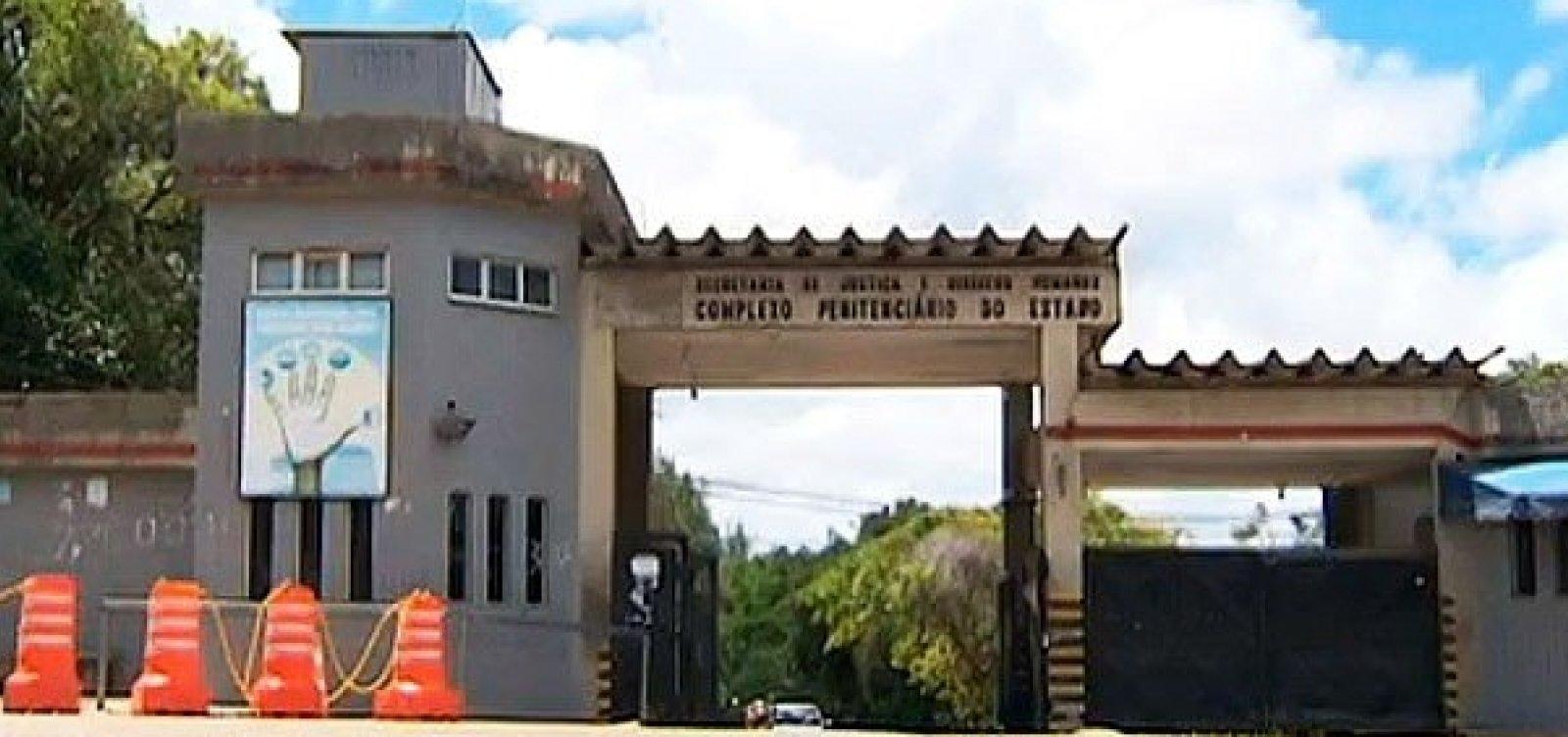 [Sete presos fogem de presídio em Salvador]