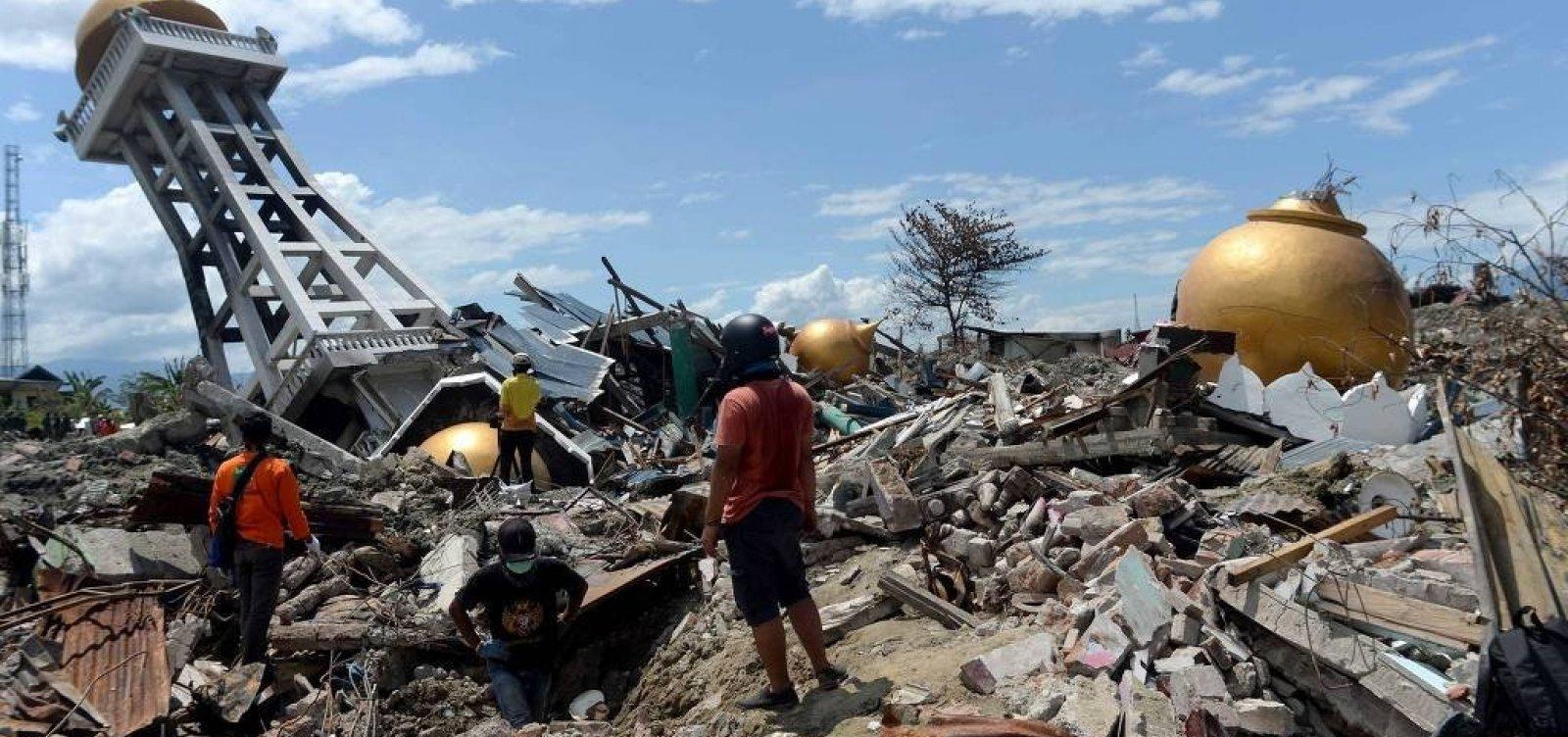 [Terremoto e tsunami na Indonésia deixaram 2 mil mortos]