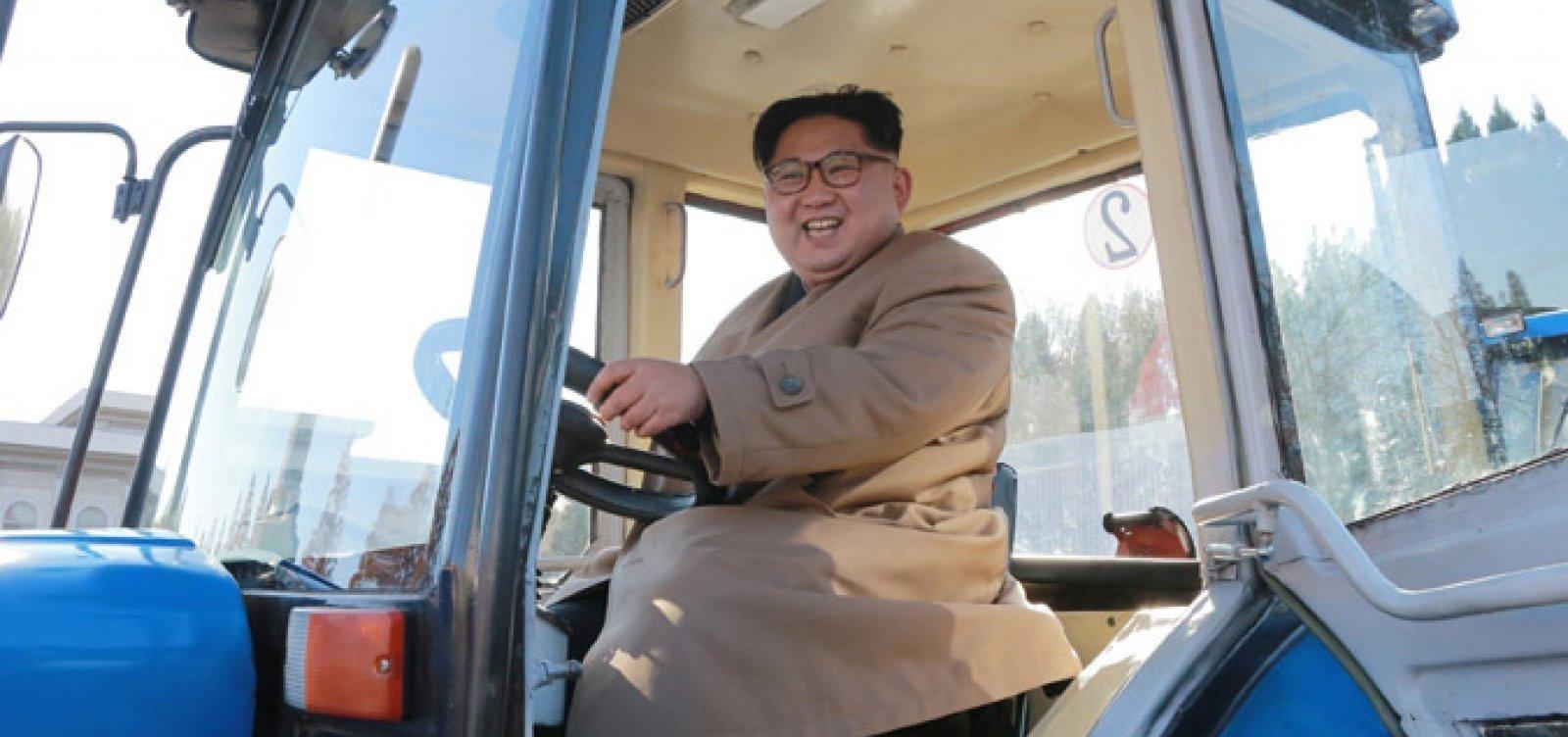 [Kim Jong-un vai convidar o Papa Francisco para visita à Coreia do Norte]