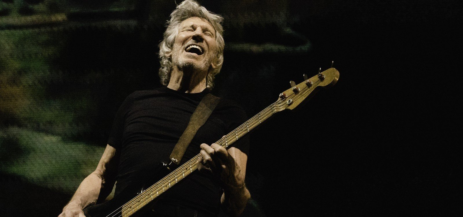 [Turnê de Roger Waters, que passa por Salvador, começa hoje ]