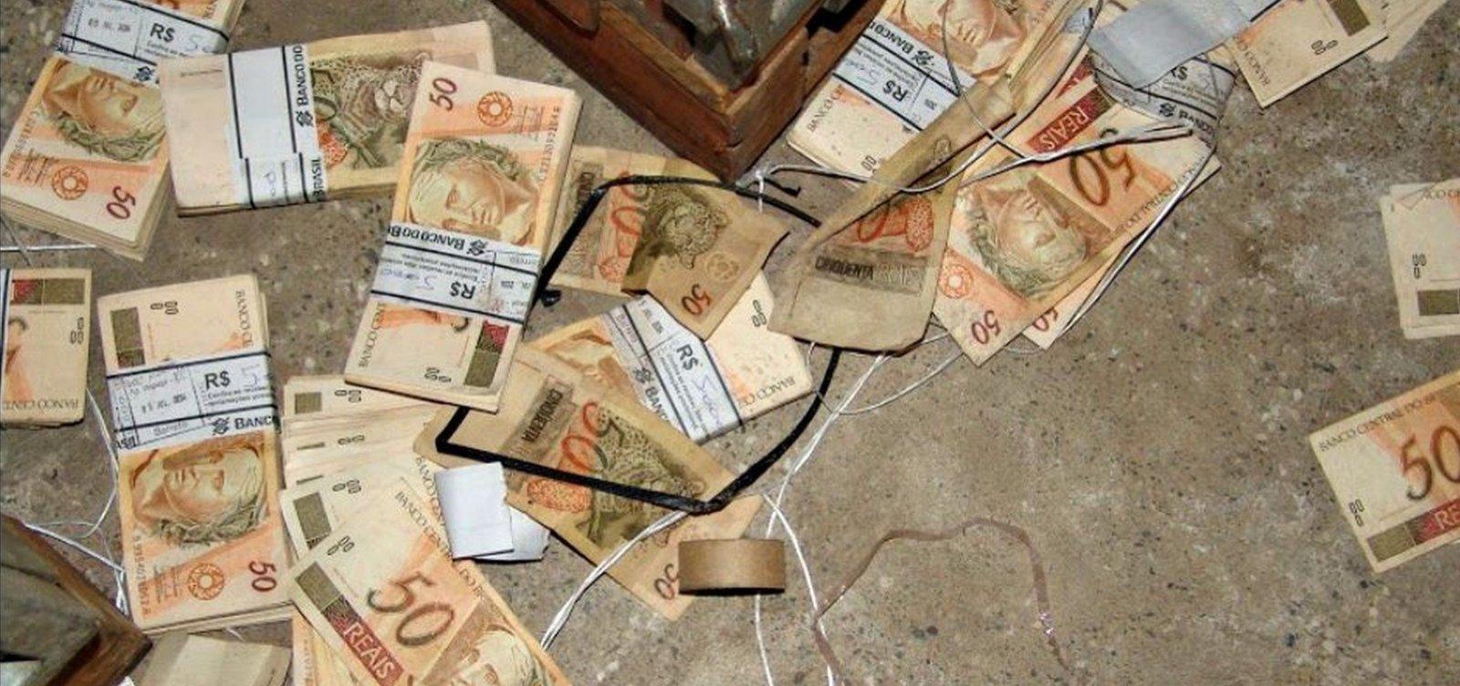 [Envolvido no furto ao Banco Central de Fortaleza terá redução de pena mesmo sem ter sido preso]