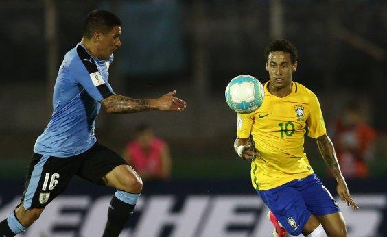 [Seleção brasileira disputará amistoso contra o Uruguai em Londres]