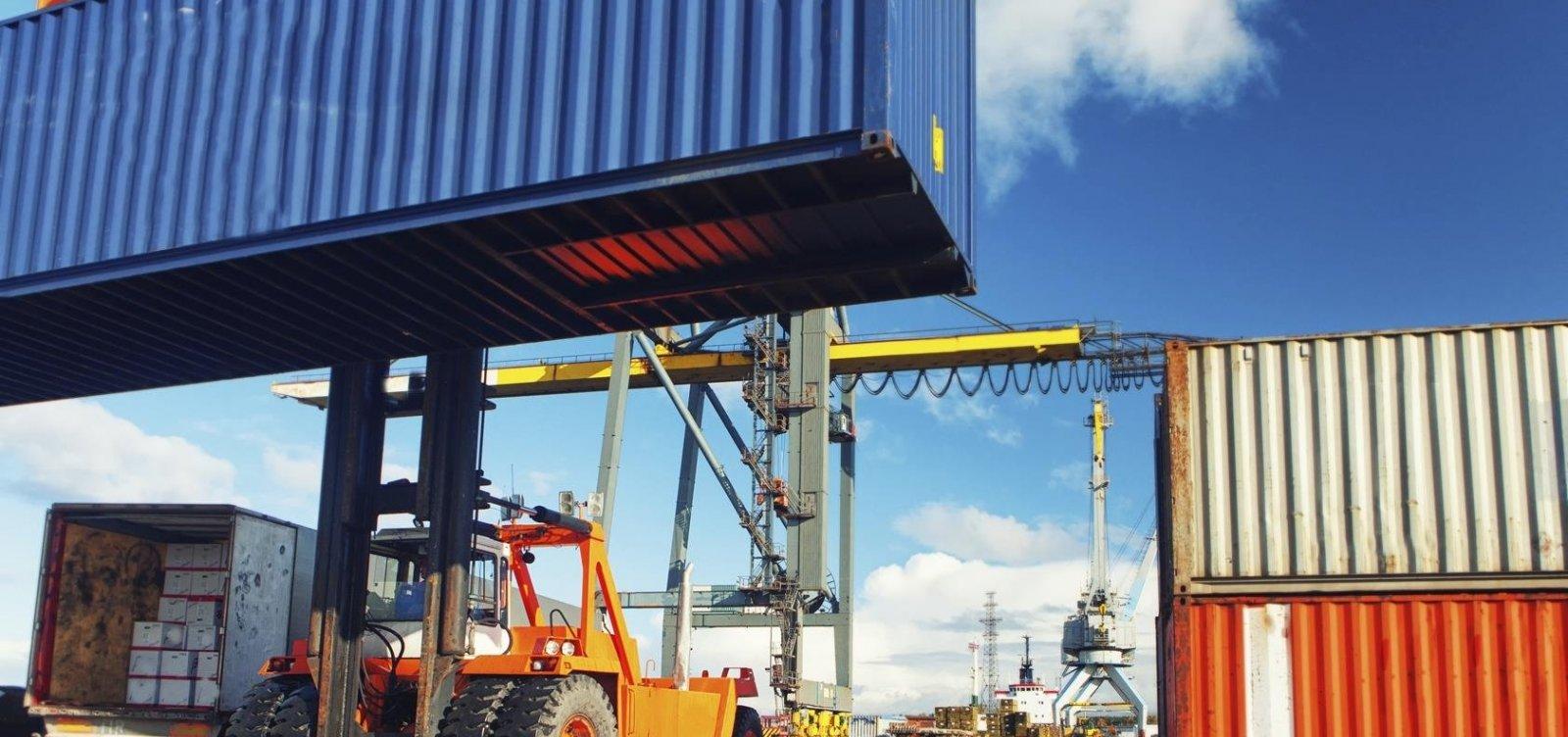 [Exportações baianas têm queda de 4,9% em setembro]