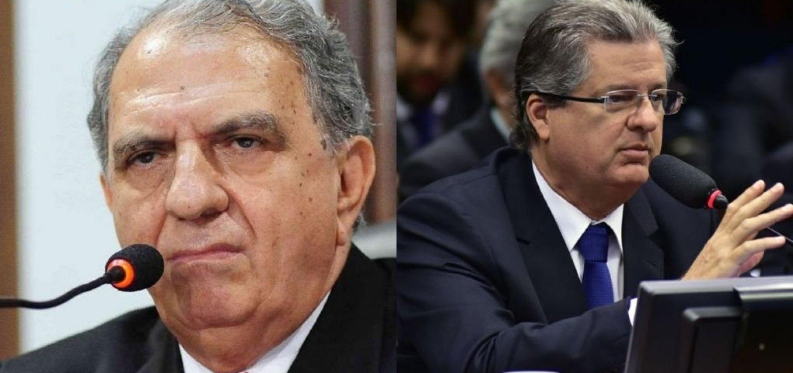 [Urnas tiram 'decanos' da Bahia do Legislativo]