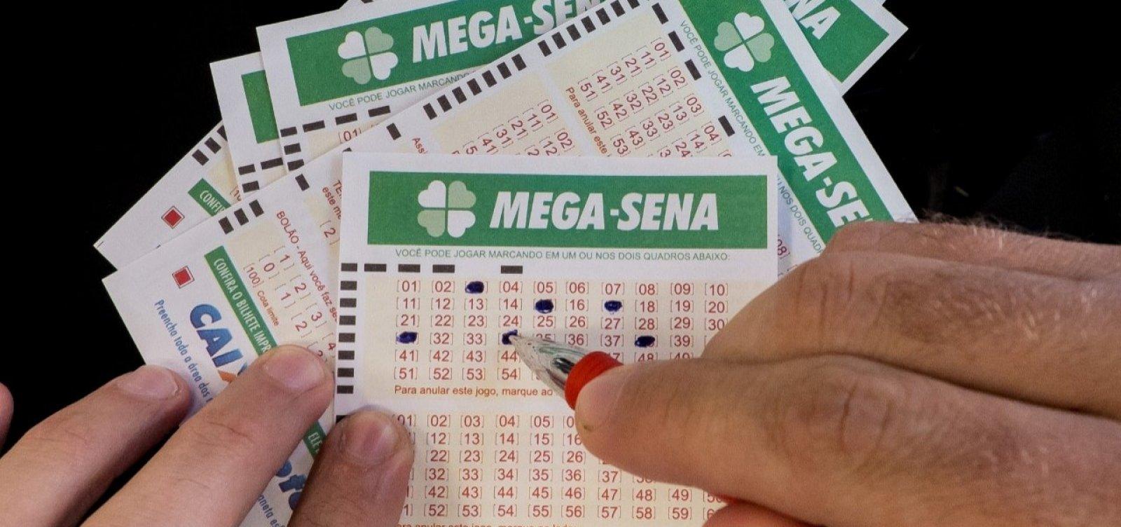 [Mega-Sena sorteia nesta quarta-feira prêmio de R$ 23 milhões]