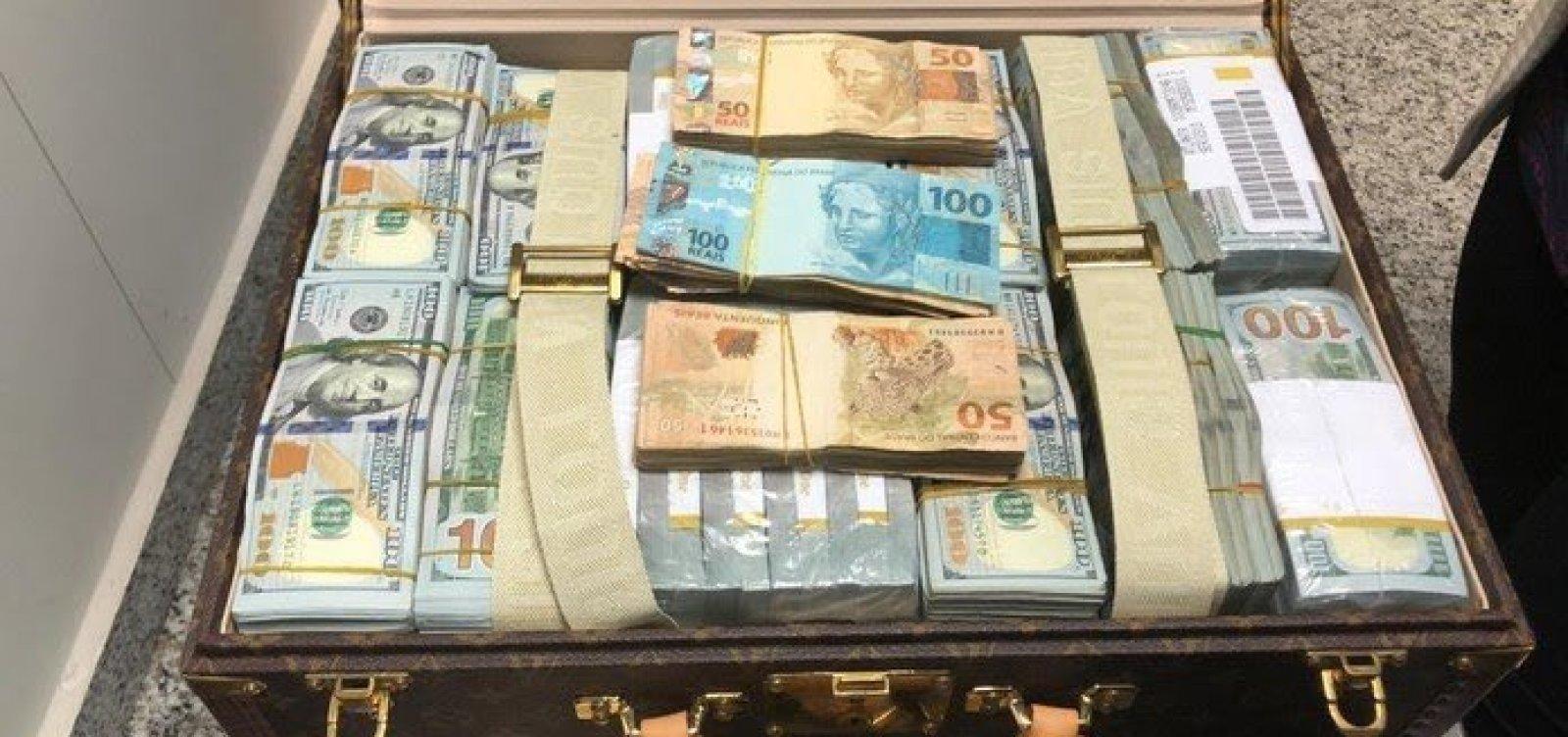 [PF apura esquema de lavagem de dinheiro cometido por vice de Guiné]