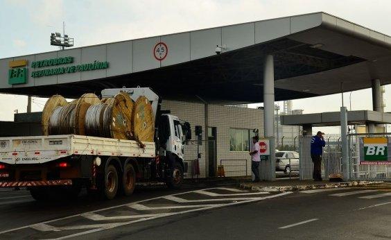 [Preço da gasolina nas refinarias cai 0,9% amanhã]