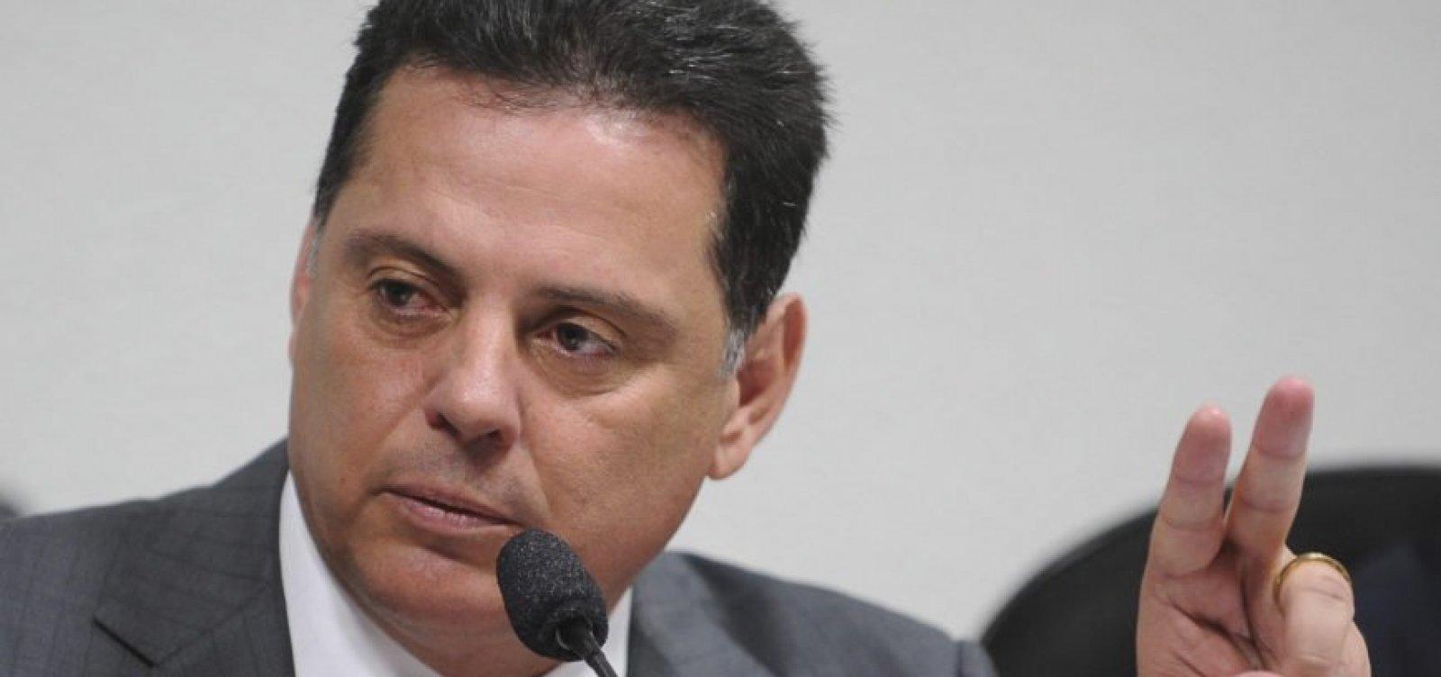 [Ex-governador de Goiás, Marconi Perillo é preso pela PF]