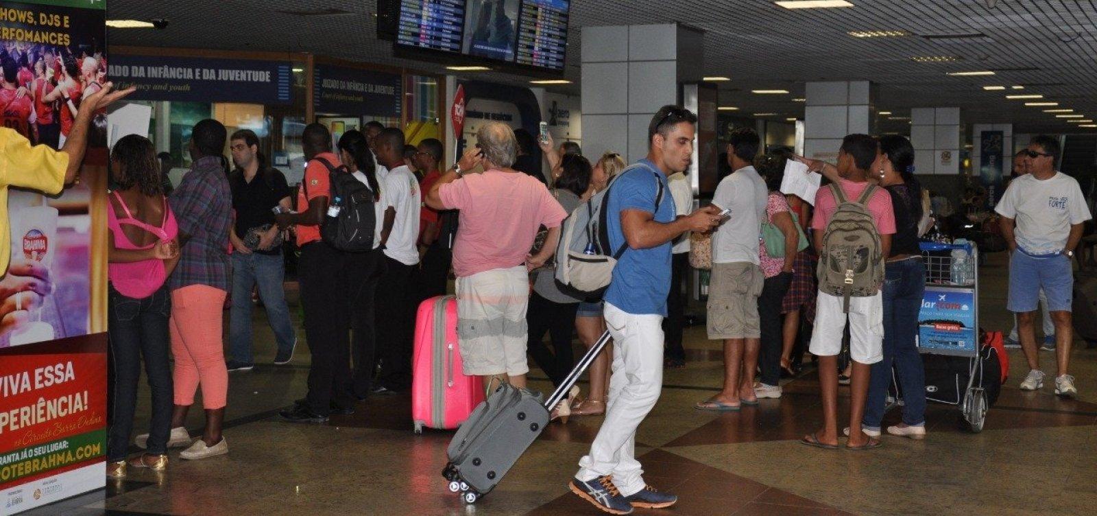[90% dos hotéis de zonas turísticas da Bahia já estão ocupados para o feriadão]