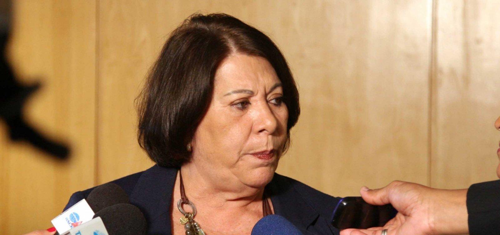 [Eliana Calmon vai apoiar Bolsonaro e quer ser 'interlocutora' dele com Judiciário ]