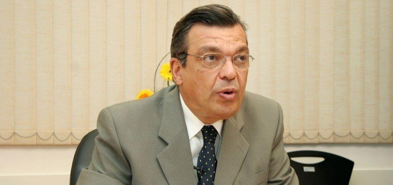[Targino Machado critica ACM Neto por DEM ficar neutro no 2º turno]