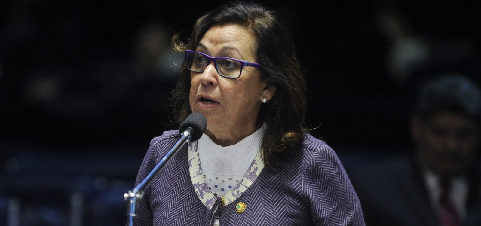 [Lídice diz que é 'lamentável' apoio de Calmon a Bolsonaro: 'Não combina']