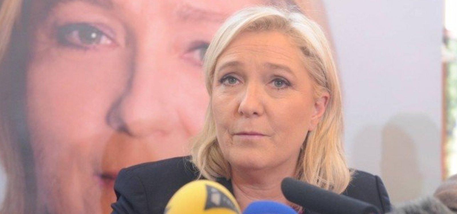 [Líder da extrema direita da França critica Bolsonaro: 'Diz coisas extremamente desagradáveis']