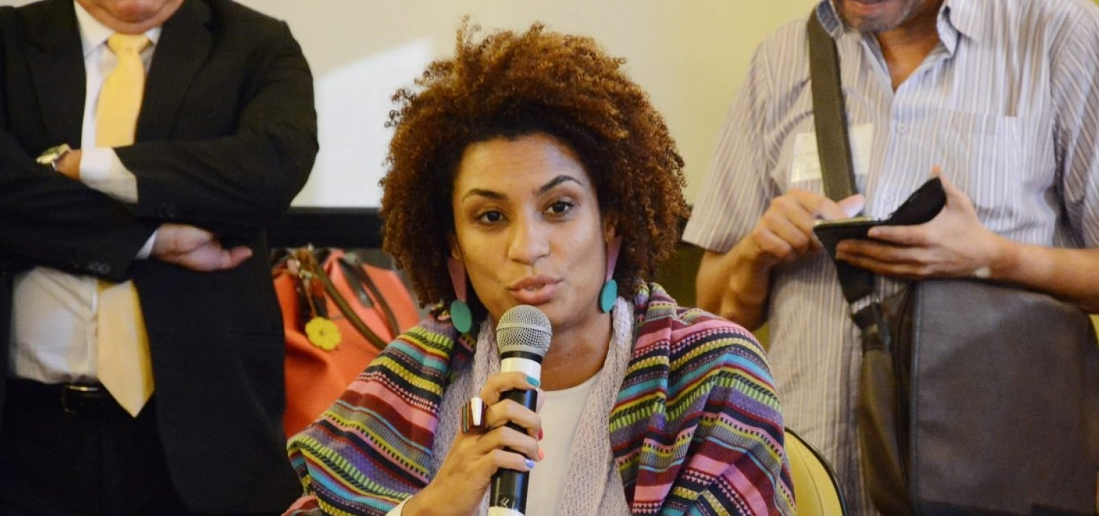 [MP diz ter identificado tipo físico de assassino de Marielle Franco]