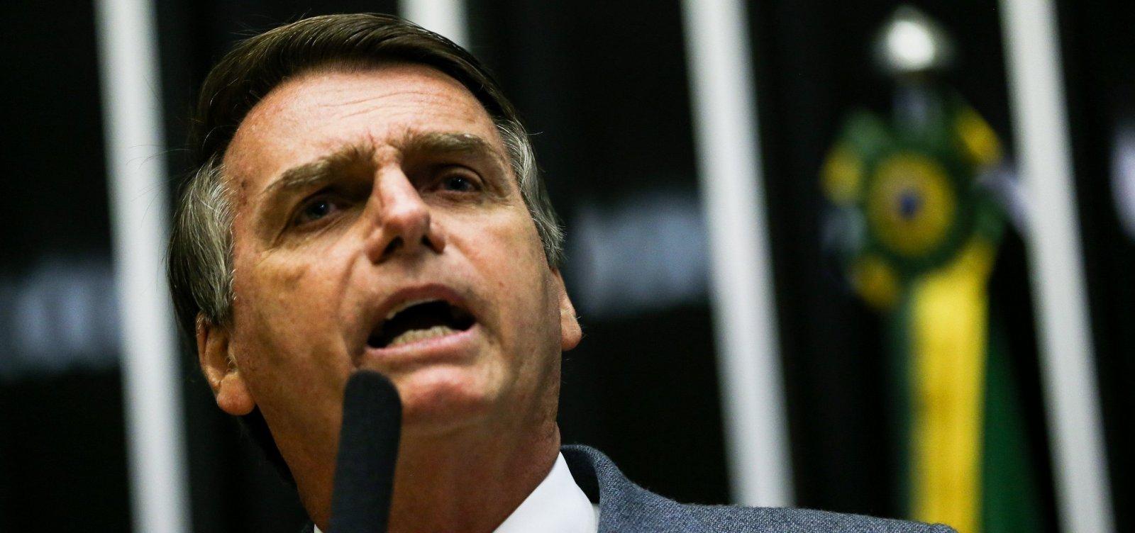 [Bolsonaro desiste de debate, mas convoca ato político no Rio de Janeiro]