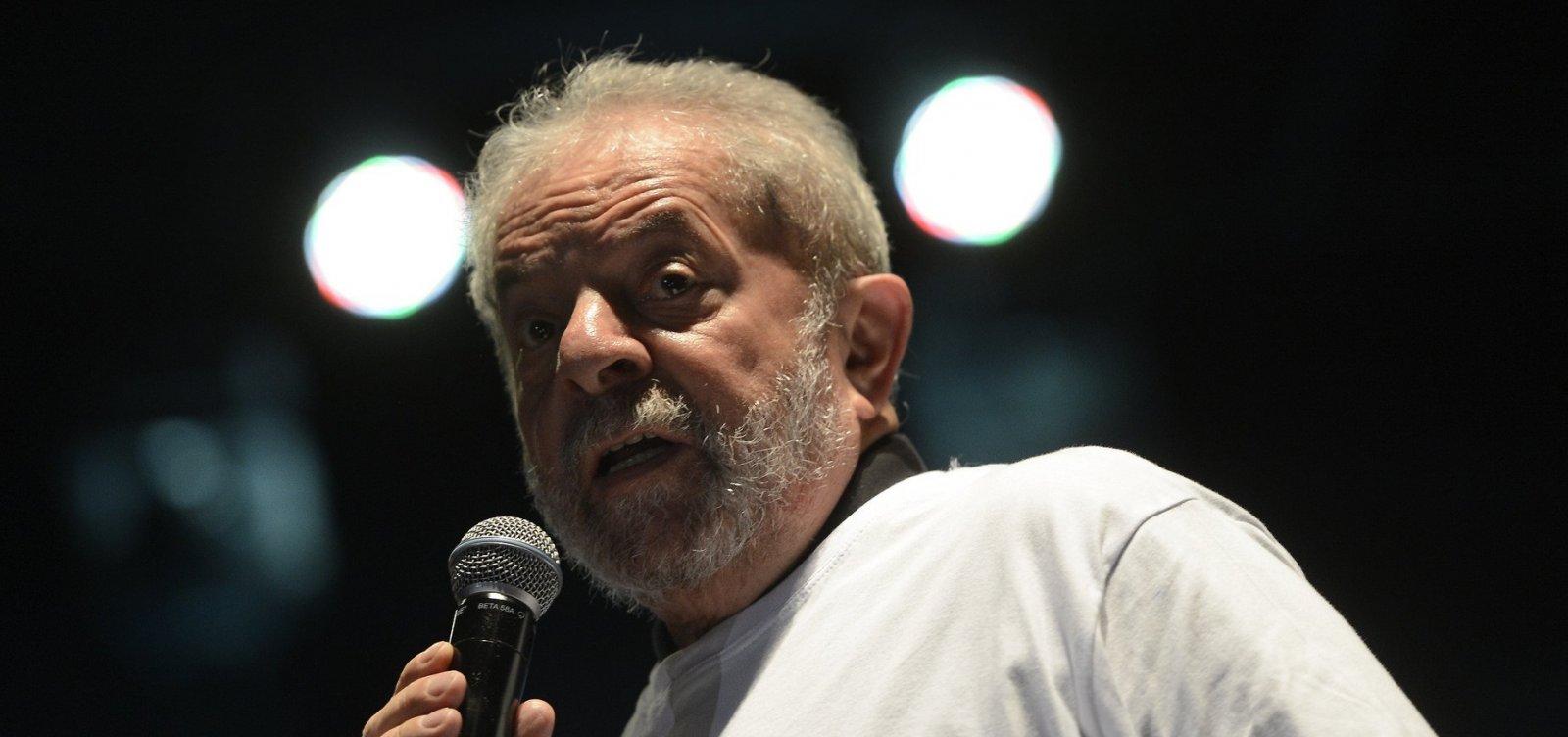 ['É maluquice', diz Lula sobre apelos para Haddad renunciar e Ciro concorrer]