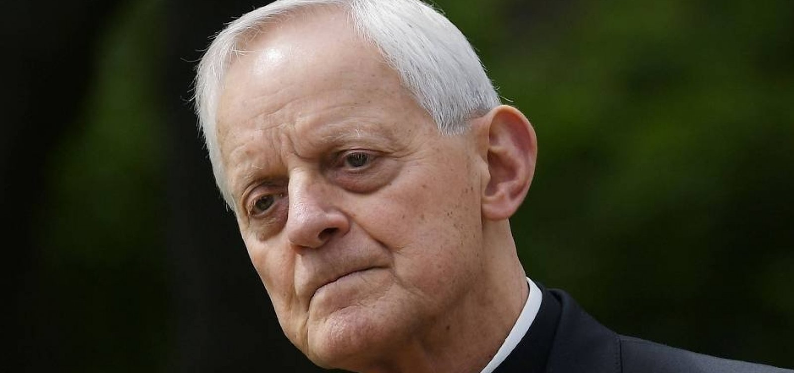 [Papa aceita renúncia de arcebispo acusado de encobrir casos de pedofilia]